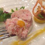 ホテルモントレ グラスミア大阪でコース料理を食べてきた