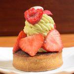 阪急服部天神駅に2016年9月15日にOPENしたケーキ屋さん。