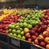 ハワイのスーパーに売られている果物やジュース